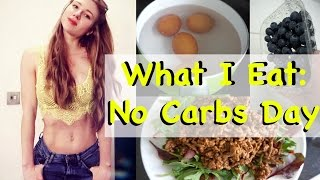 What I Eat In A Day - Low Carb Day