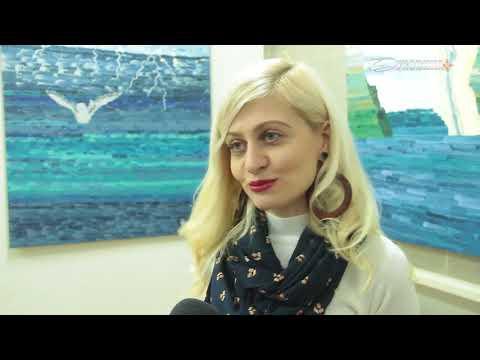 ТРК Буковина: У Чернівцях відкрили персональну виставку робіт юного художника Данила Гулька.
