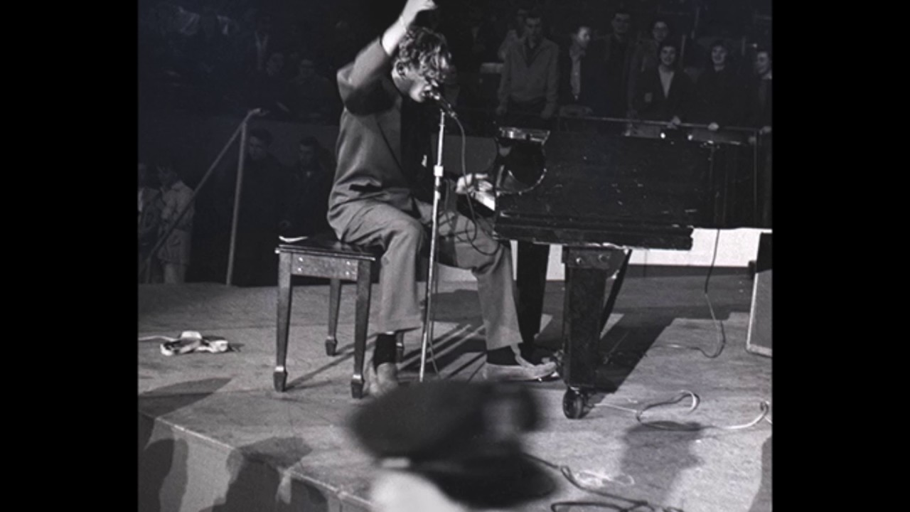 Jerry Lee Lewis --- Stagger Lee --- Las Vegas 1970