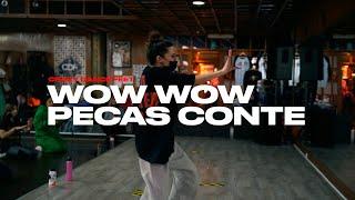 WOW WOW - MARIA BECERRA, BECKY G  | PECAS CONTE