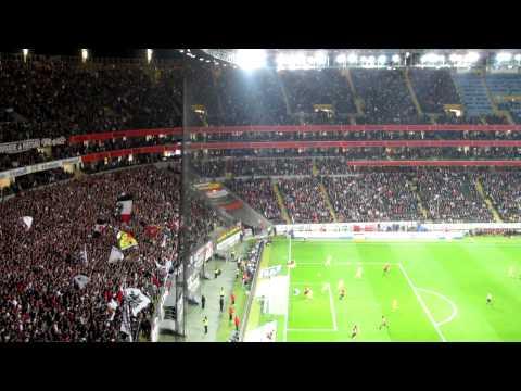 Eintracht frankfurt - dortmund 1:2 torjubel und 2:2 live