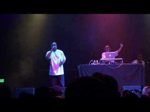 "Warren G ""This DJ"" ""Do You See"" ""So Many Ways"" ""What's Next"" Live"