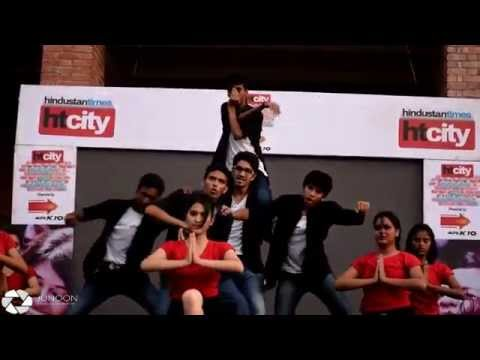 IT +ME Dance: NSIT Freshers'15