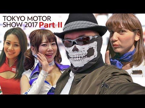 Tokyo Motorshow 2017 part 2