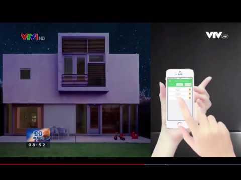VTV1 nói về xu hướng nhà thông minh