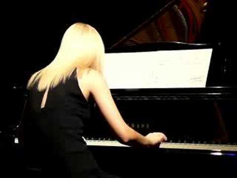 vanessa benelli mosell plays Stockhausen in BARGA