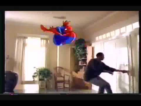 SpiderMan McDonalds commercial  1995