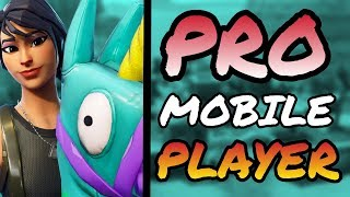 🔴Fortnite Mobile Live-Stream! | FAST MOBILE BUILDER | Pro Mobile Player | Fortnite Mobile + Tips🔴