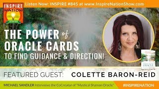 🌟 COLETTE BARON REID: How to Use Oracle Cards to Find Guidance & Direction | Mystical Shaman Oracle