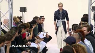J.W.Anderson SS16 at London Collections Men