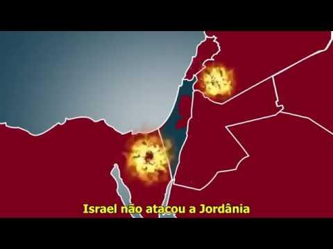 O Conflito No Oriente Médio Muito Bem Explicado   Israel X Árabes   Dennis Prager