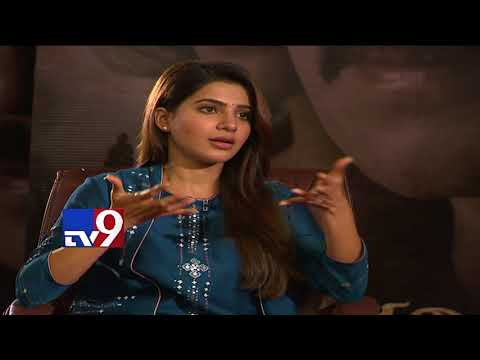 Samantha Akkineni With Nagarjuna || First Interview After Wedding With Naga chaithanya || TV9