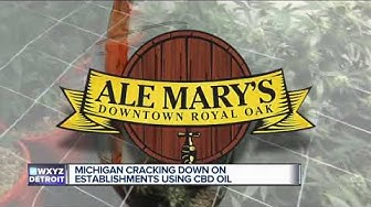 Michigan clamping down on CBD products