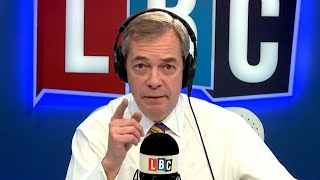 The Nigel Farage Show: Foreign interference/George Soros. LBC - 8th February 2018