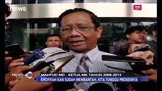 Datangi KPK, Begini Penjelasan Mahfud MD soal Kasus Romahurmuziy - iNews Sore 25/03