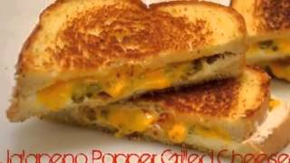 Baggin's Jalapeño Grilled Cheese Sandwich