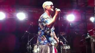 Me First And The Gimme Gimmes - O Sole Mio (live @ CarroPonte - August 30, 2012)