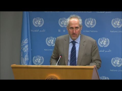 The 72nd Session of the UN General Assembly & other topics - Daily Briefing (21 September 2017)