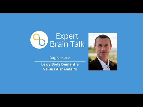 Leading Researcher Weighs in on Lewy Body Dementia Versus Alzheimer's