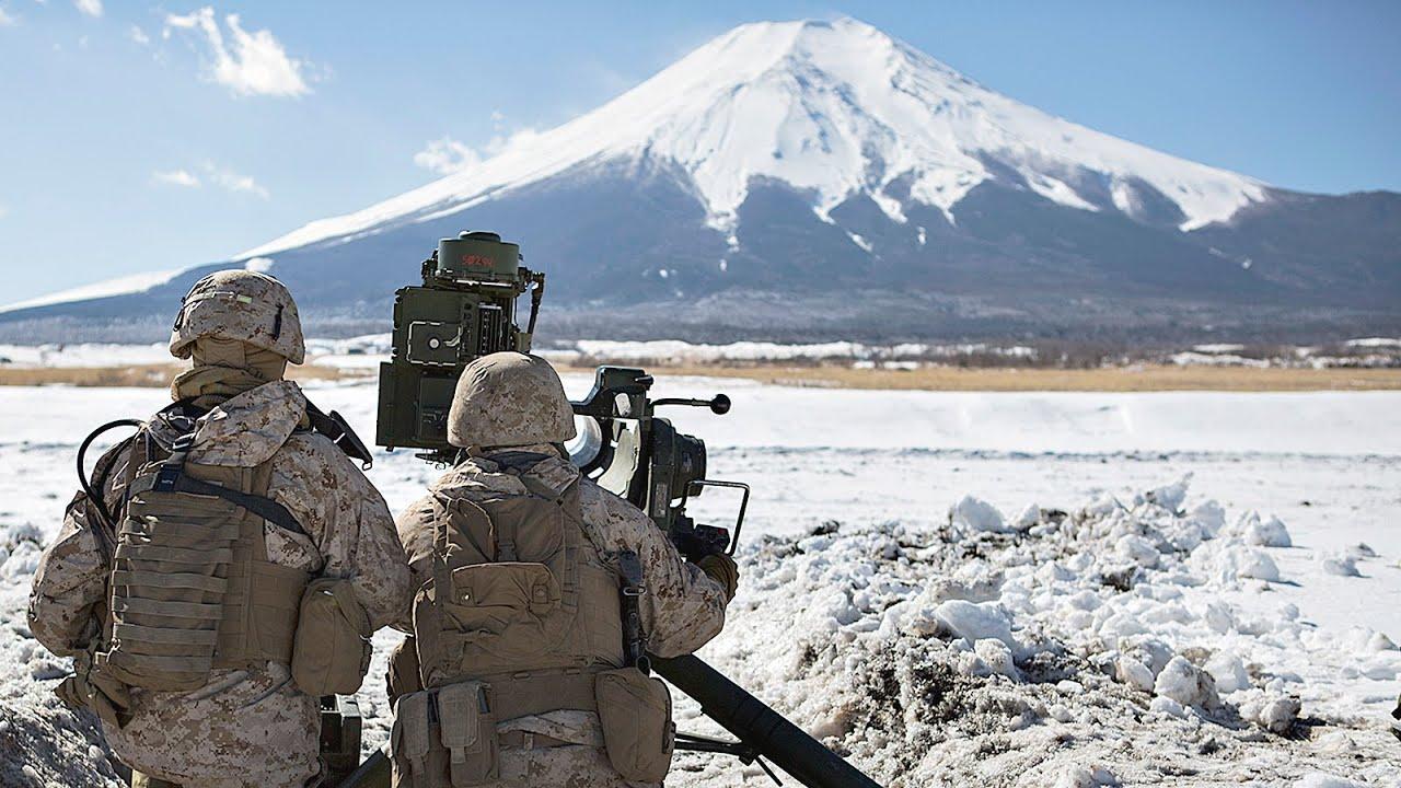 U.S. Marines • Live Fire Exercise • Fuji Viper 2020