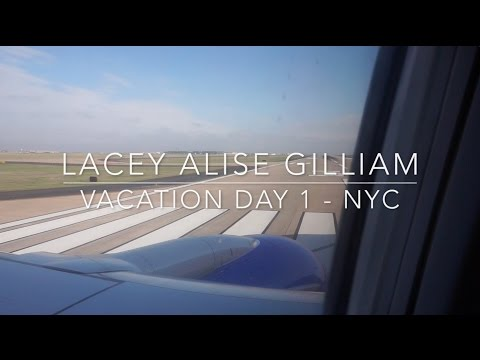 Vacation Day 1 | vlog 6 | lacey alise gilliam