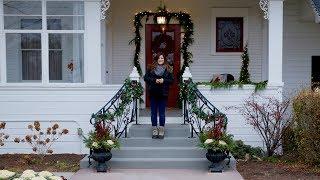 Front Porch Christmas Makeover 😊🎄🏠 // Garden Answer