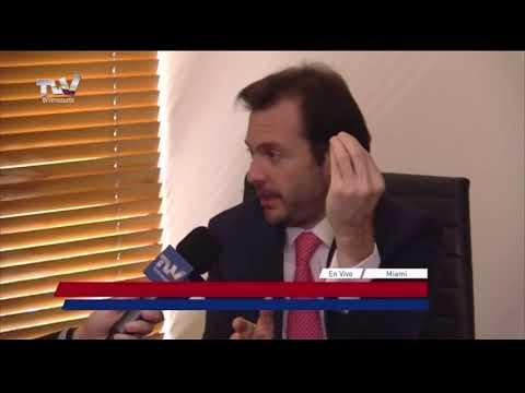 EXCLUSIVA: Entrevista a Ramón Muchacho, alcalde venezolano perseguido