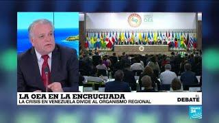 La encrucijada de la OEA
