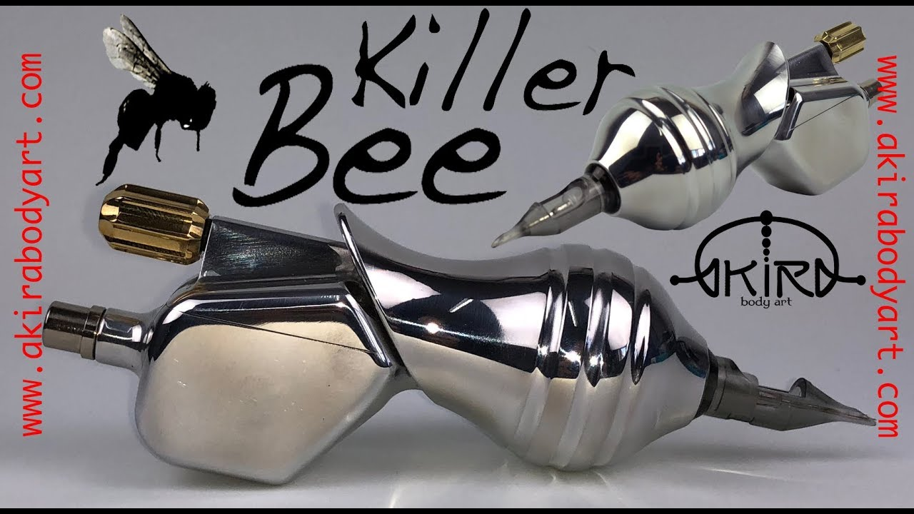 killer bee rotary tattoo machine review de akira body art