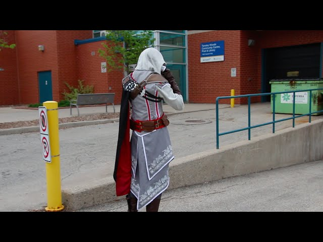 Assassins Creed 2 Parkour Real Life