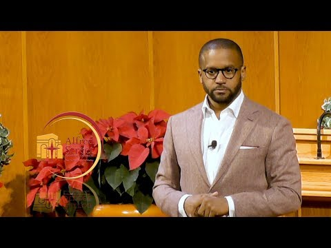 "December 2, 2018 ""Christ is Coming"" Rev. Dr. Howard-John Wesley"