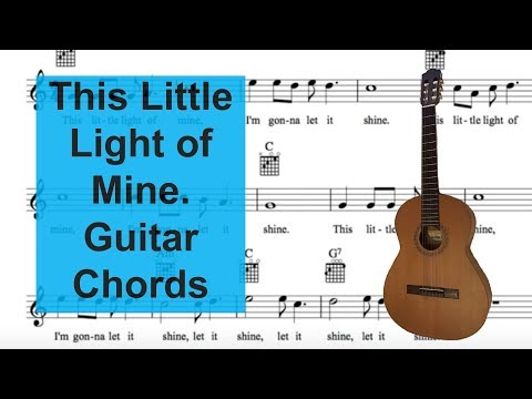 6.1 MB) This Little Light Of Mine Chords - Free Download MP3