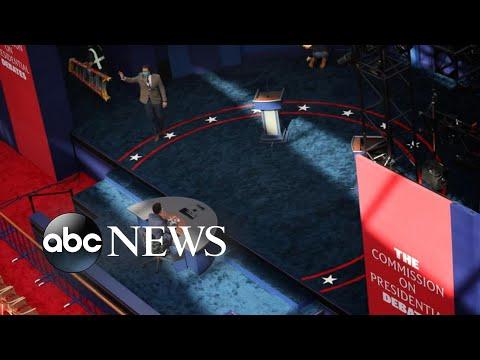 Biden, Trump prepare for the first presidential debate | WNT