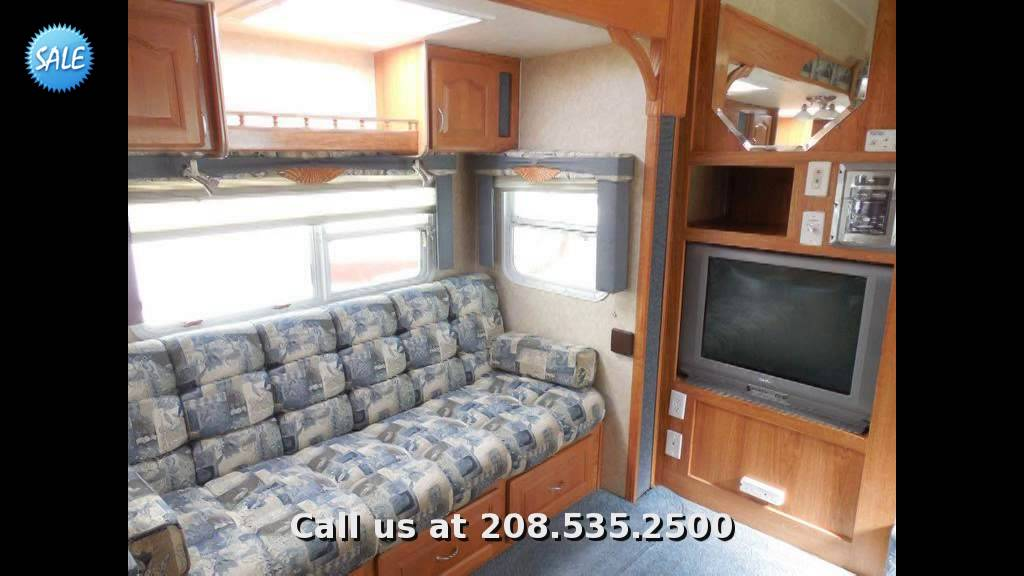 2006 Forest River Wildcat 31QBH Fifth Wheel Bunkhouse In Idaho Falls ID