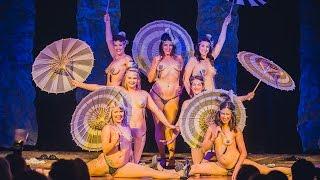 The Vaudeville Vixen Showgirl Troupe