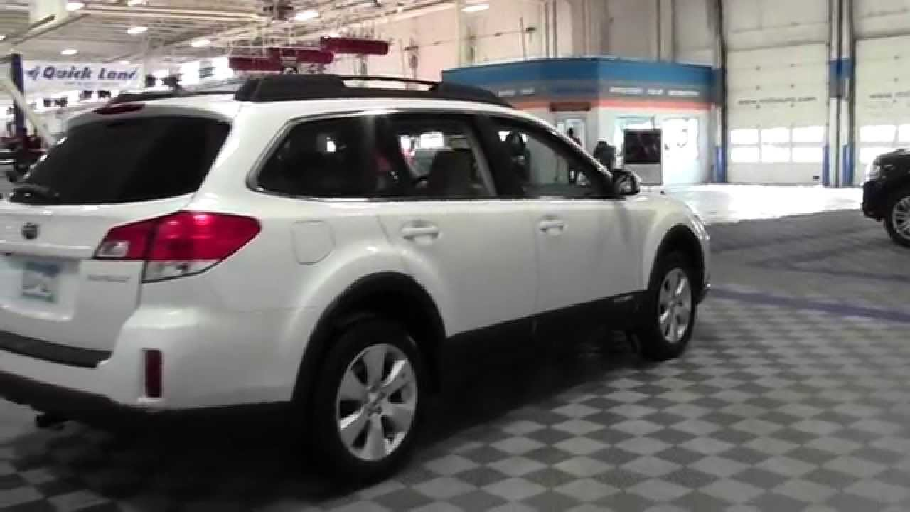 2011 subaru outback limited 1u140214a youtube. Black Bedroom Furniture Sets. Home Design Ideas