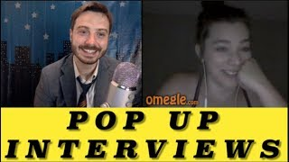 In Your Religious Garb You're Doing That? (Pop-Up Interviews #84)