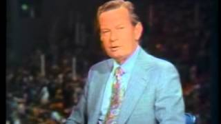 "NBC Network - NBC Nightly News with John Chancellor - ""David Brinkley"