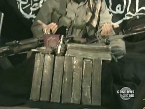 CIA Bomber Tape Released