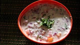 mosru bajji recipe in kannada/mosaru huli