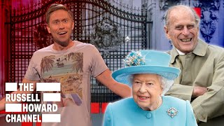 Russell Howard on The Royal Family | The Russell Howard Channel