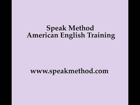 When S Sounds Like Z: American English Pronunciation Practice
