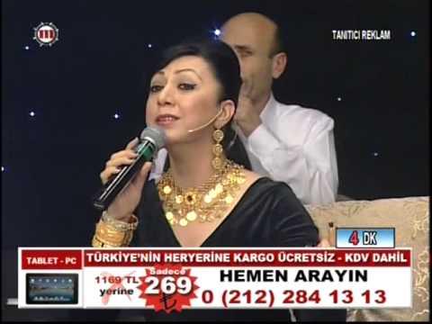 Türkülerin Sultanı Seyhan Güler Medya Tv Mustafa Küçük Ah Edip Ağlama Zülfü Siyahım