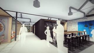 Digitale rondleiding vernieuwde Performance Factory