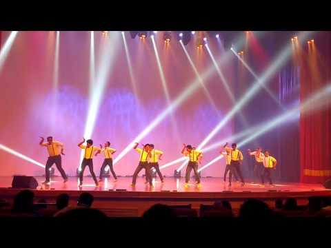 Chettikulangara dance by ABHIMANYU for Darpan 2016 in Christ university by mallu boys