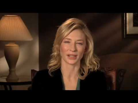 Climate Change: Cate Blanchett gives Don Henry her proxy for Copenhagen