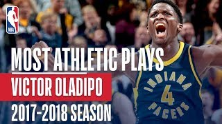 Victor Oladipo's Most Athletic Plays This Season