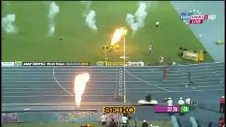 Men's 4x100M IAAF World Relays 2015 (Jamaicans lost after 7 years with USAIN BOLT) 02/052015