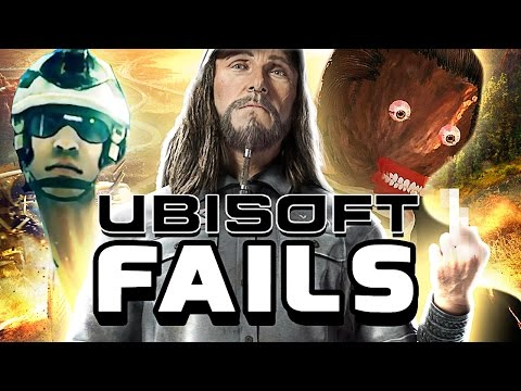 Top 10 Ubisoft Fails