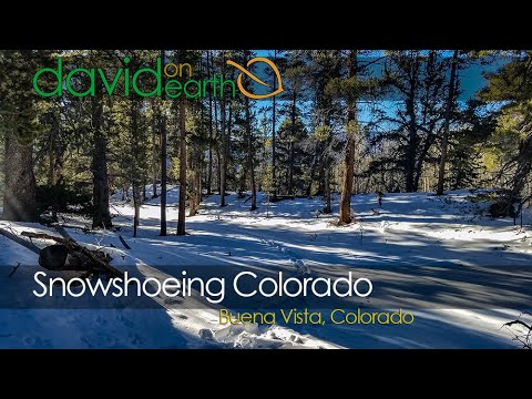 Snowshoeing The Colorado Backcountry
